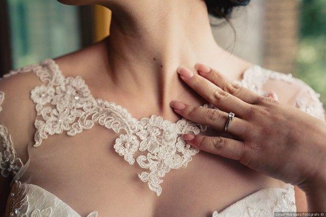Le détail de ta robe sera-t-il romantique ? 3