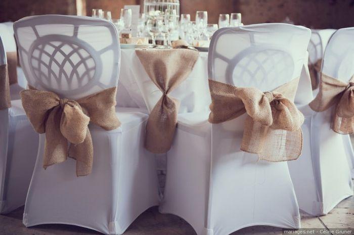 Avec ou sans housses de chaises ? 1