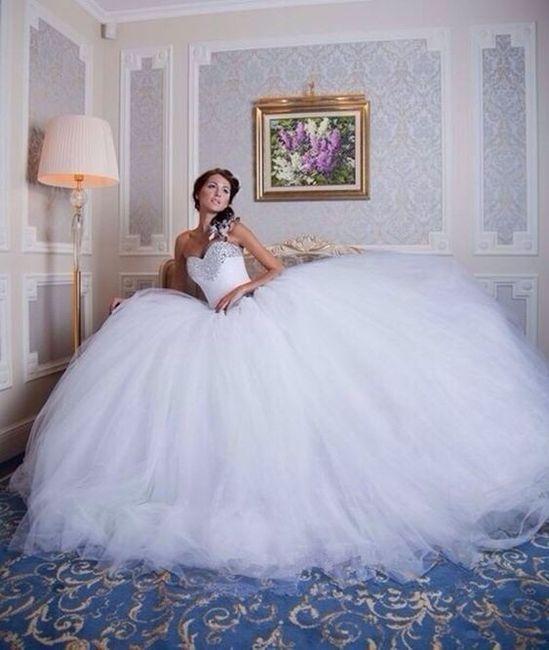 Si j'avais une baguette magique ... la robe ✨ 1