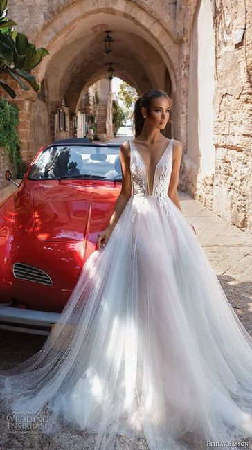 Si j'avais une baguette magique ... la robe ✨ 2