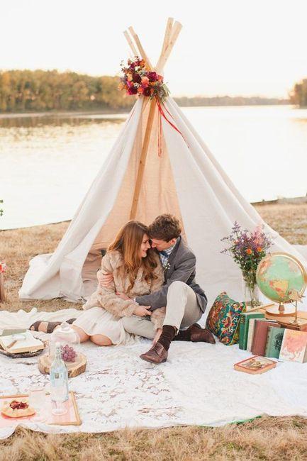 Si j'avais une baguette magique ... le premier anniversaire de mariage ✨ 1
