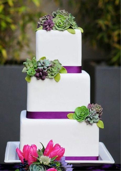 Si j'avais une baguette magique ... le wedding cake ✨ 3