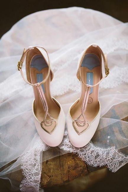 Je donne la note de... pour les chaussures à talons 👰 1