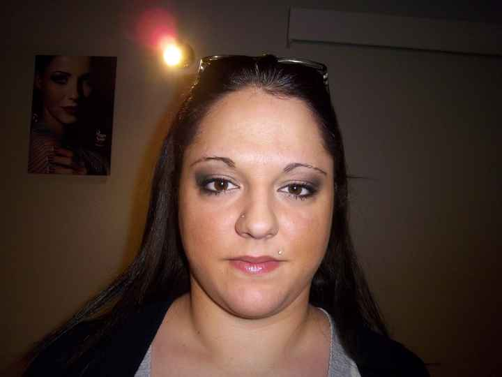1er Essai Maquillage
