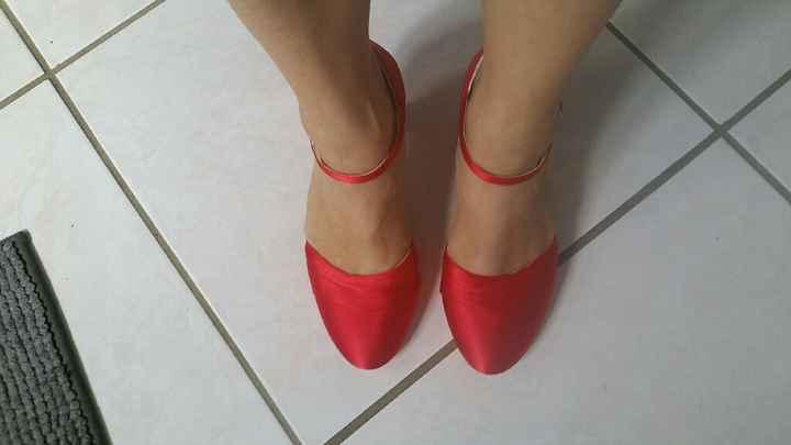 Montrez-moi vos chaussures 👠 ? - 1