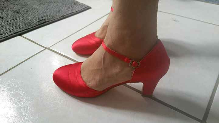 Montrez-moi vos chaussures 👠 ? - 2