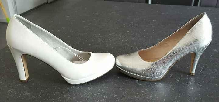 Dilemme chaussures...help! - 1