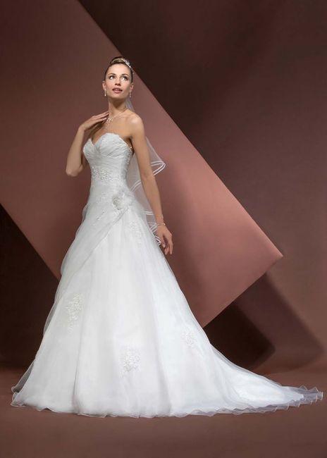 2 styles - 1 mariée : Partage ton style 17