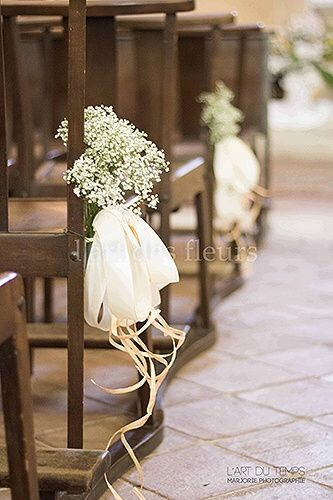 deco eglise mariage fleurs. Black Bedroom Furniture Sets. Home Design Ideas