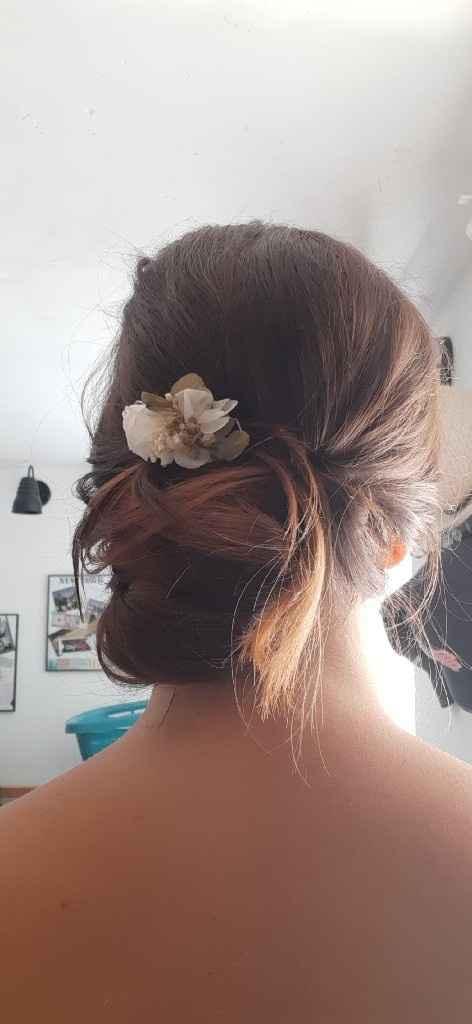 Essai make up et coiffure 💆♀️😊 - 2