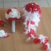 Qui a choisit de se marier avec un bouquet artificiel? - 2