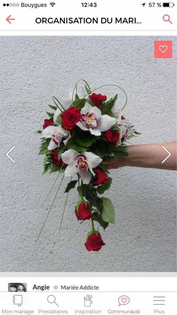 Quel genre de bouquet avez-vous choisi? - 1