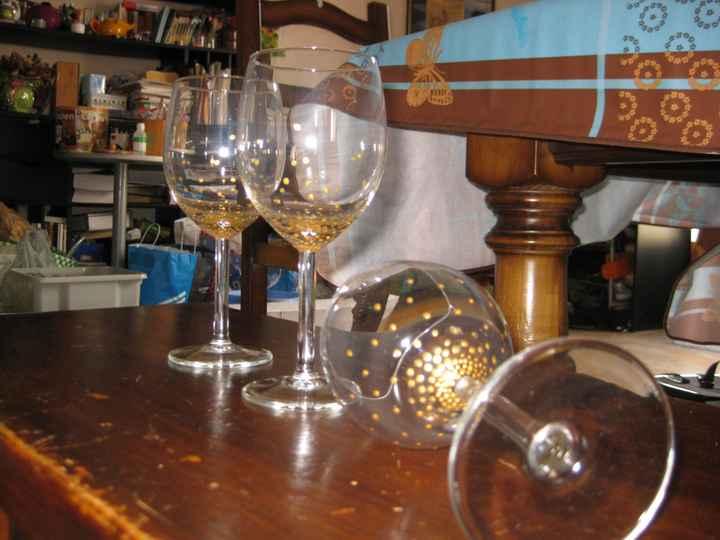 mes verres fait maison