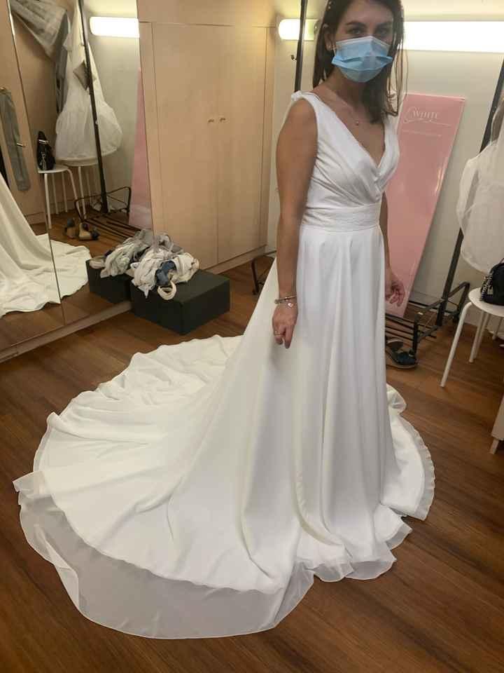 Ma robe 😍 - 1