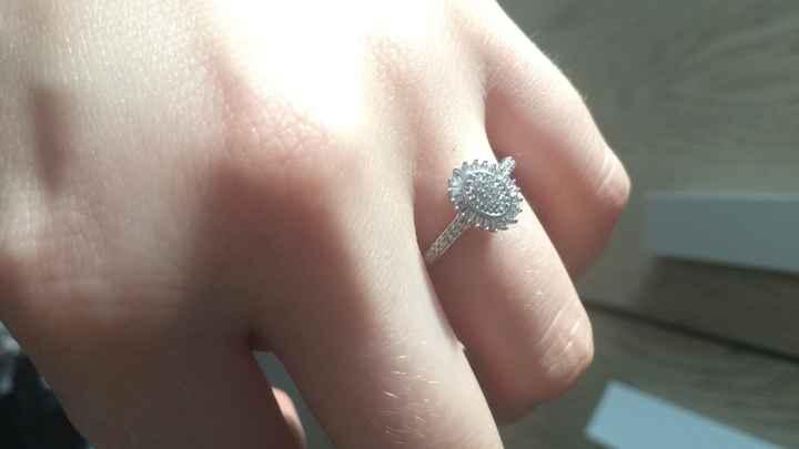 Montrez-moi votre bague de fiançailles #1 - 1