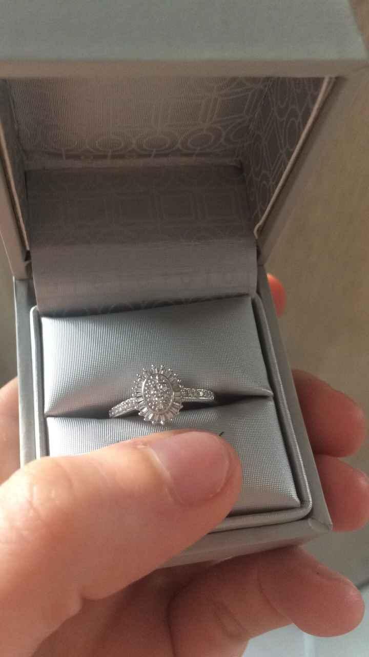 Montrez-moi votre bague de fiançailles #1 - 2