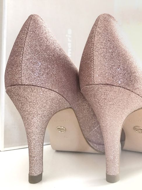 Chaussure de mariée 8
