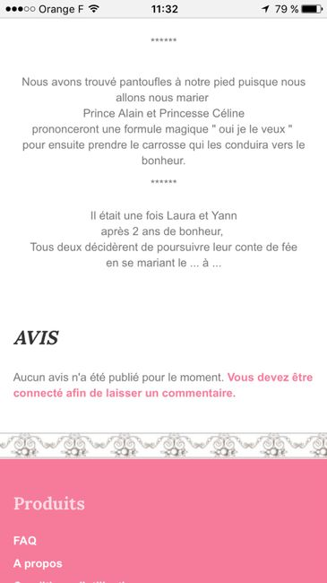texte faire part th me disney il tait une fois organisation du mariage forum. Black Bedroom Furniture Sets. Home Design Ideas