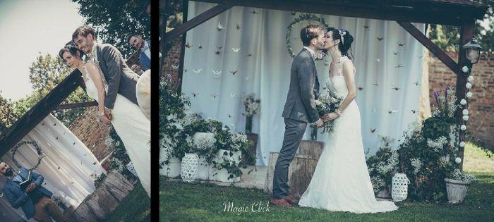 Photos de couple du grand jour ! 01.09.18 - 7
