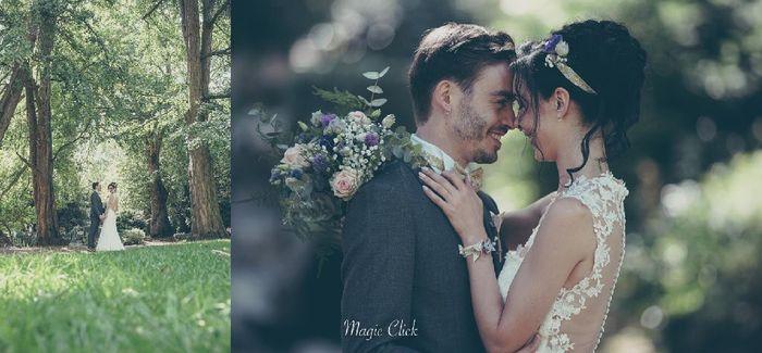 Photos de couple du grand jour ! 01.09.18 - 8