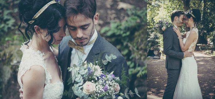 Photos de couple du grand jour ! 01.09.18 - 9
