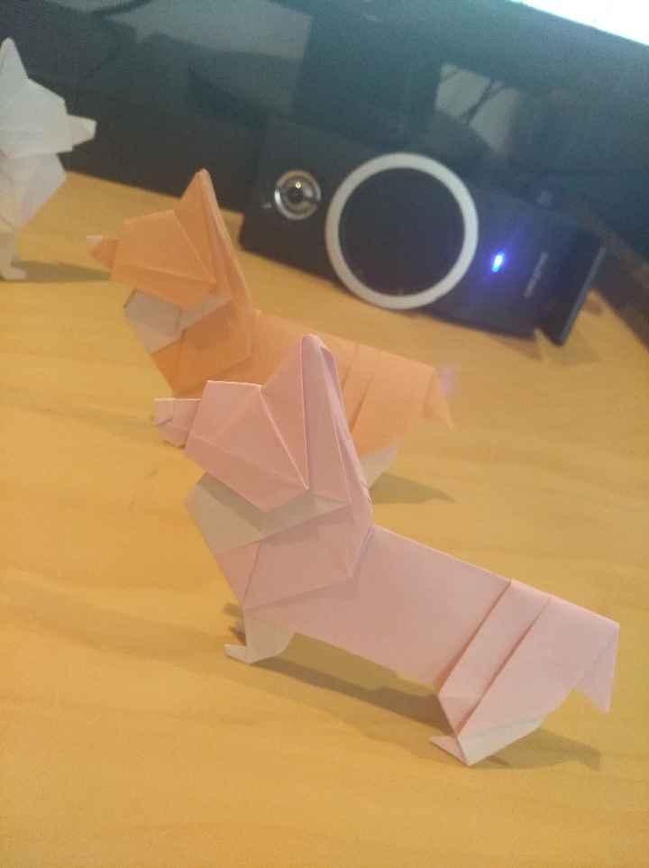Les origamis de la table enfant ! - 1