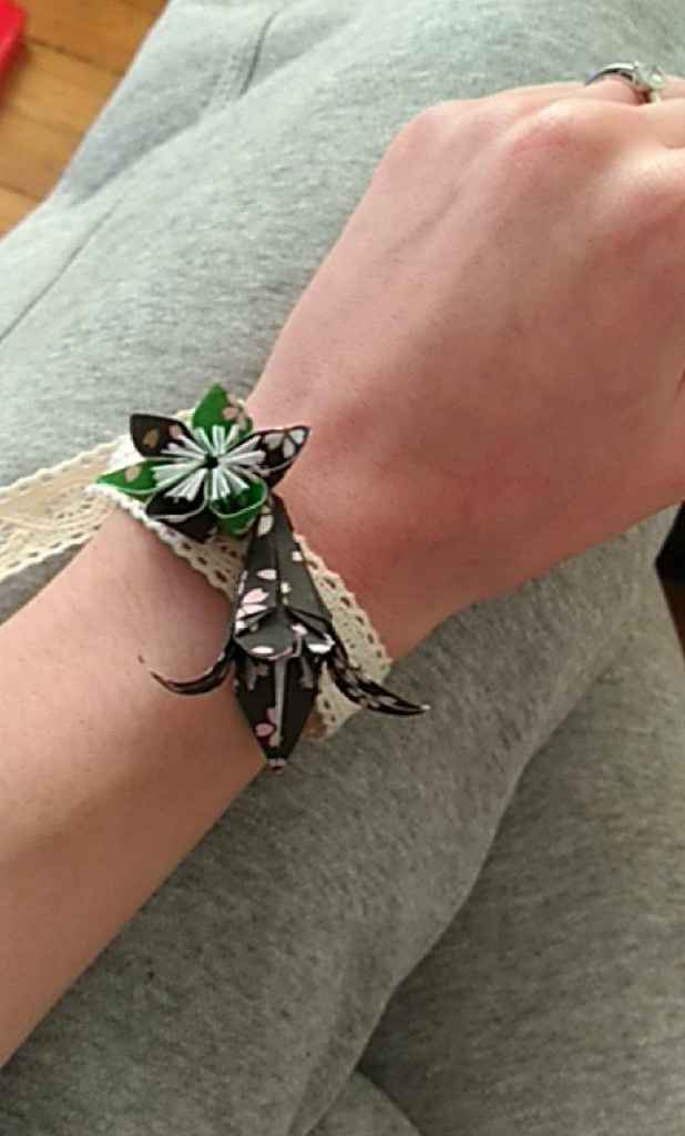 Bracelets témoins/demoiselles d'honneur - 1