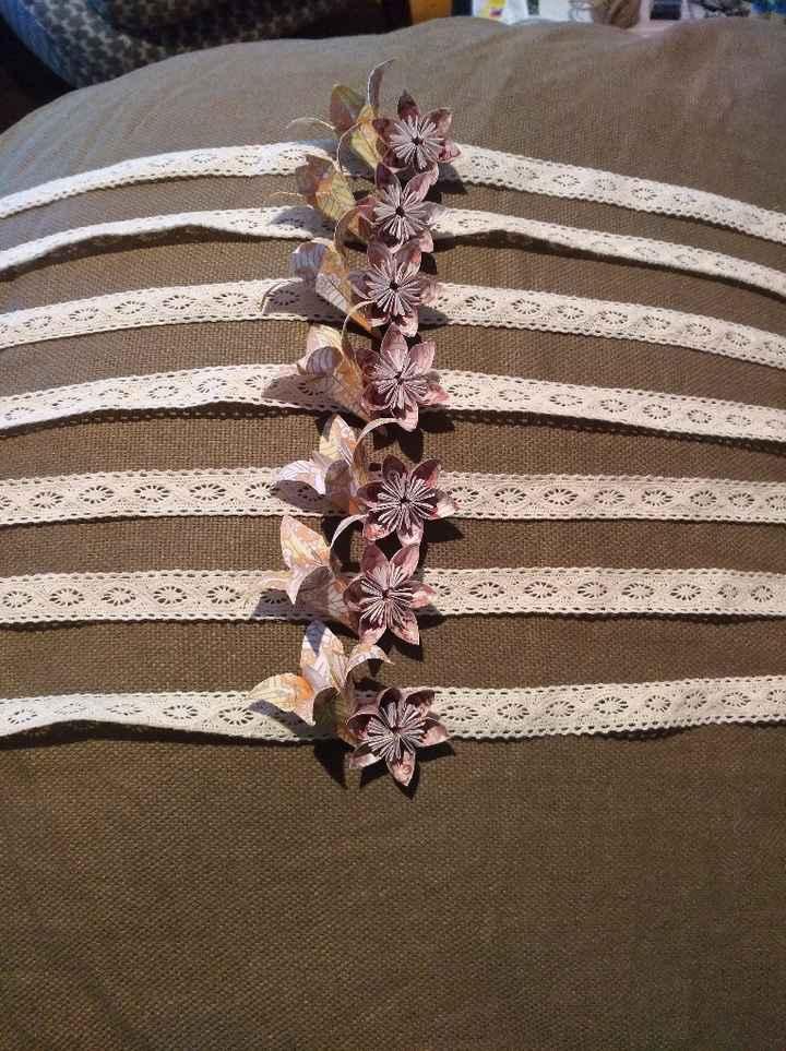 Mes bracelets origami - 1