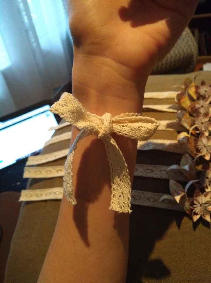 Mes bracelets origami - 3