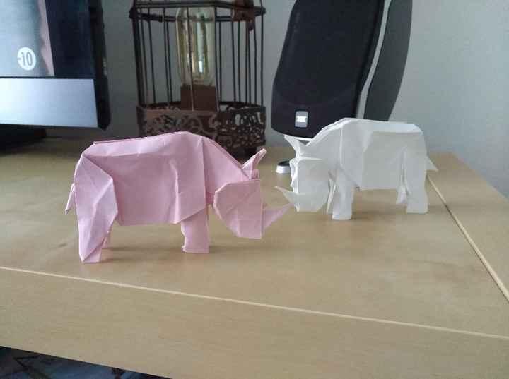 Et un origami de plus... - 1