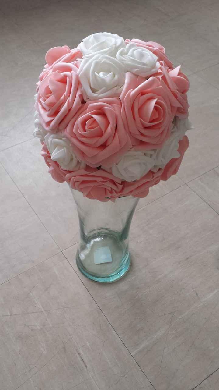 Tutoriel boule de roses ... - 1