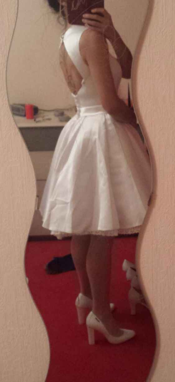 Ma robe pour la cérémonie civile... est arrivée! - 1