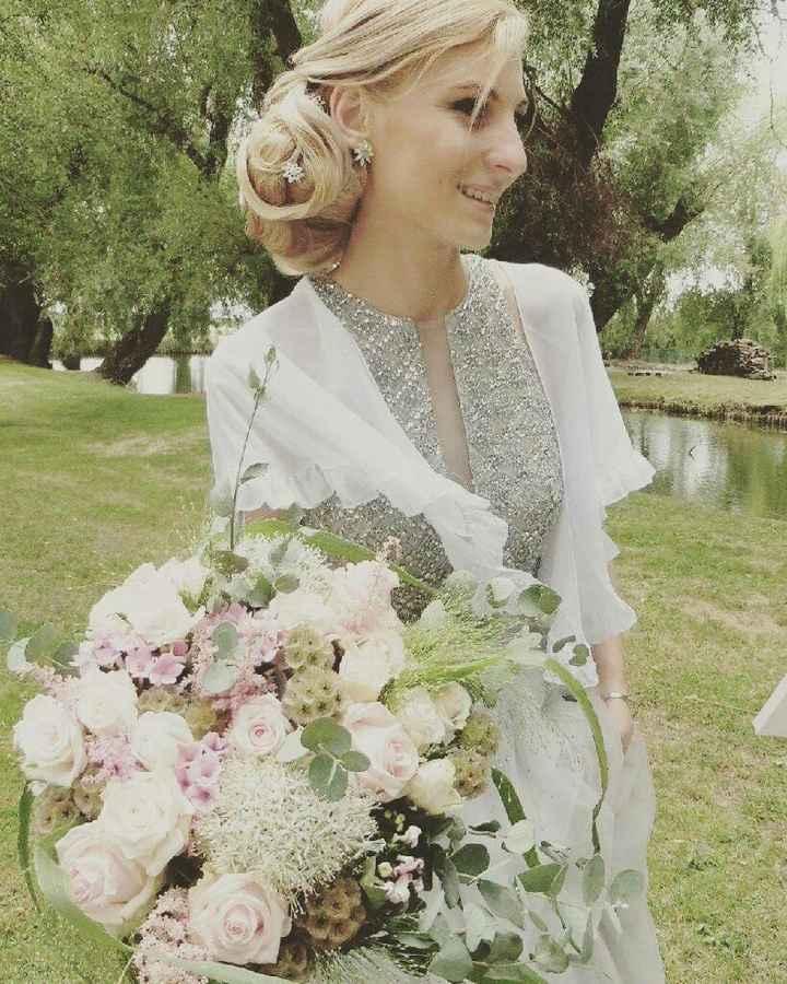 Montrez-moi vos looks de mariée :-) - 4