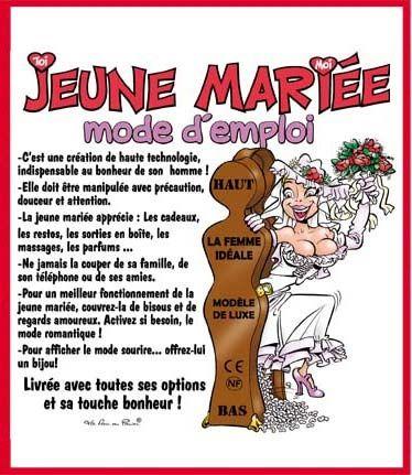 Mariageun Peu D Humour Mariages Forum Mariagesnet