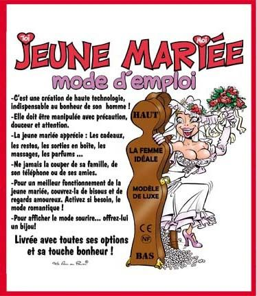 Mariage un peu d humour mariages forum - Texte felicitation mariage humour ...