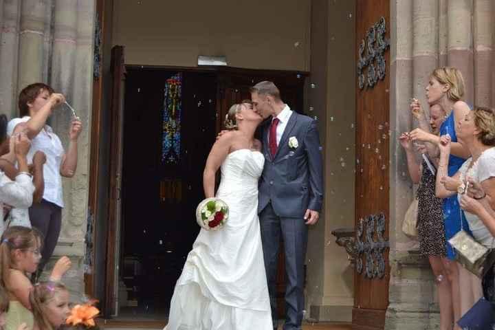 Vos robes de mariées - 1