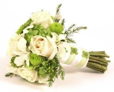 Quel bouquet organisation du mariage forum for Bouquet de fleurs vert et blanc