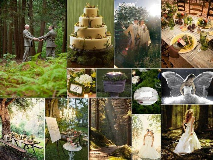 Mariage conte de f e mariages forum for Decoration conte de fee