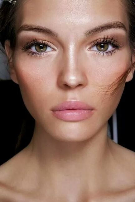 Maquillage nude 22 photo beaut - Maquillage nude mariage ...