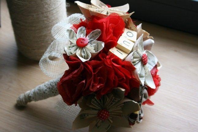 bouquet mari e sans fleur ou fausse fleur avant le. Black Bedroom Furniture Sets. Home Design Ideas