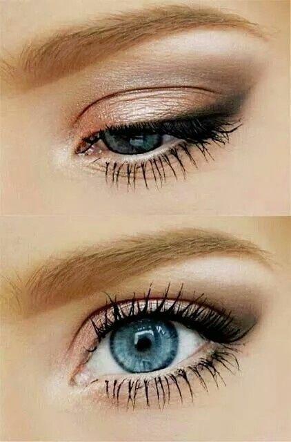 Make up yeux bleus beaut forum - Make up yeux bleu ...