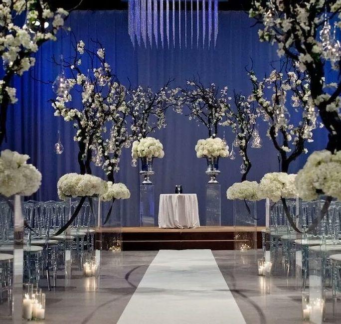 Les plus belles décorations de cérémonie - 3 - Photo Cérémonie de ...