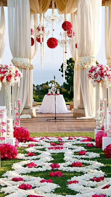 Les plus belles décorations de cérémonie - 7 - Photo Cérémonie de ...