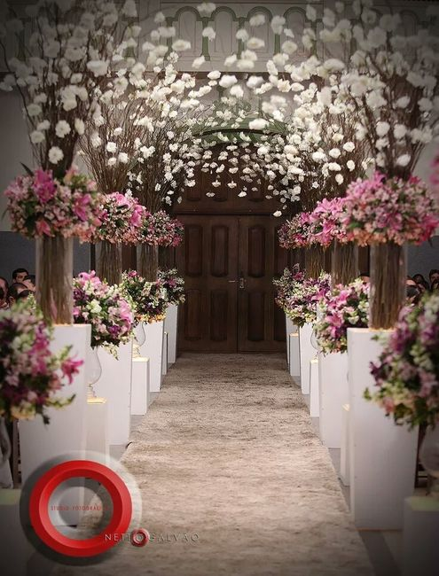 Les plus belles d corations de c r monie page 2 - Les plus belles decorations de mariage ...