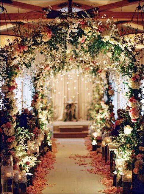 Les plus belles d corations de c r monie c r monie de - Les plus belles decorations de mariage ...