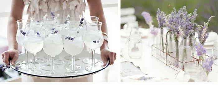 Mariage thème lavande - 11