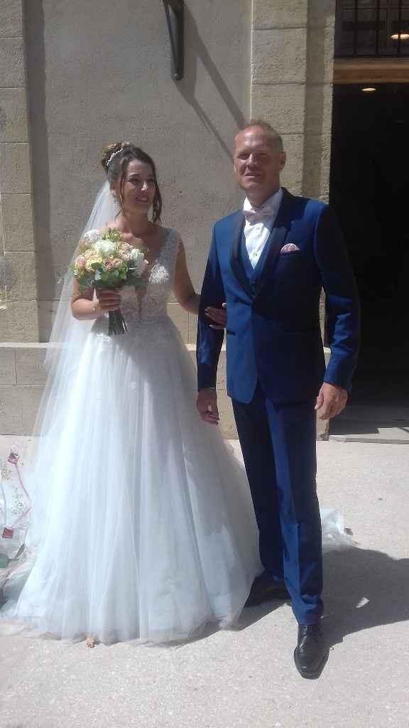 Mariée depuis 1 semaine - 1