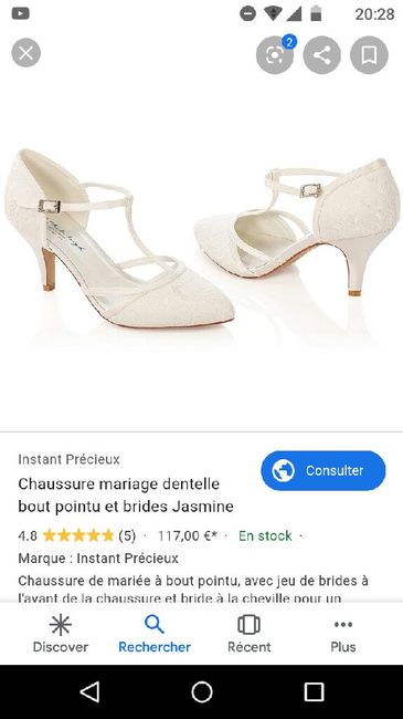 Comment sont / seront vos chaussures? 10