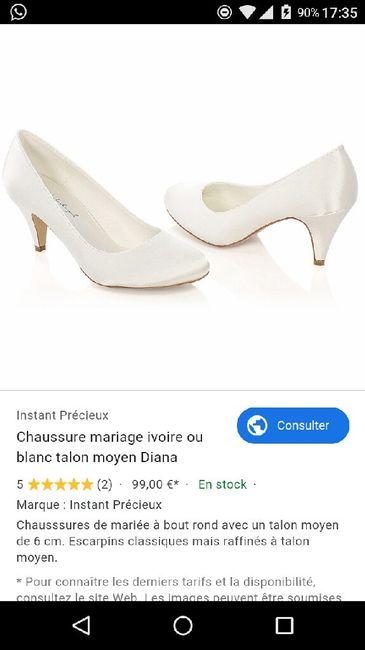 Comment sont / seront vos chaussures? 11