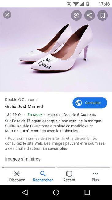 Comment sont / seront vos chaussures? 13